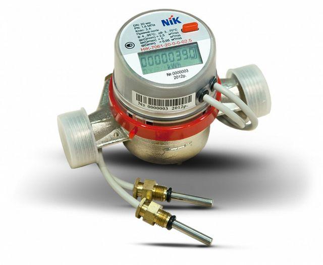 При согласовании подключения потребуется установить индивидуальный прибор учета потребленной тепловой энергии