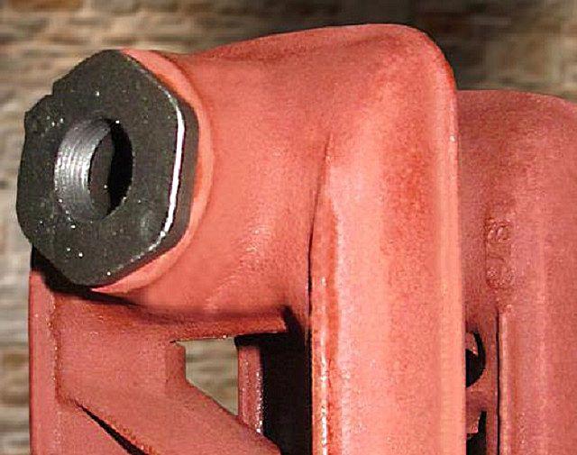 Чугунный радиатор с оребрением