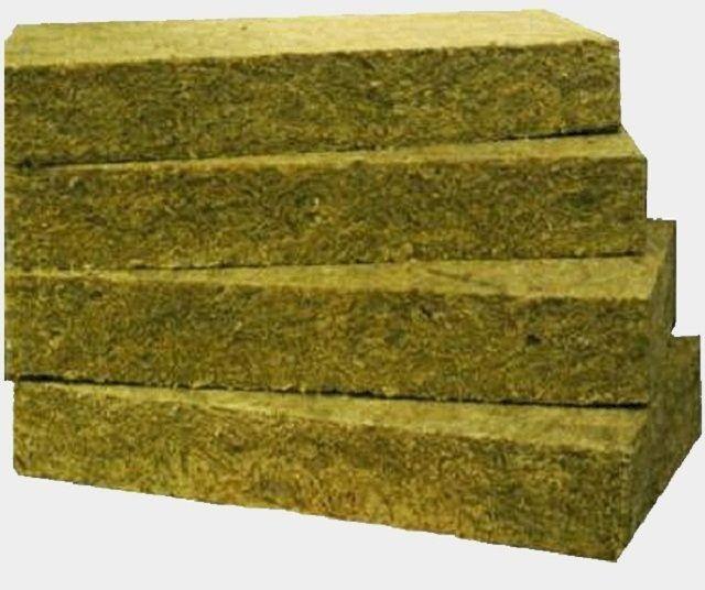 Блоки базальтовой минеральной ваты