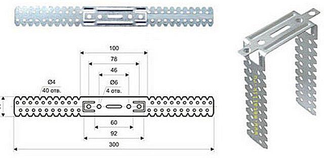 Схема устройства прямого подвеса