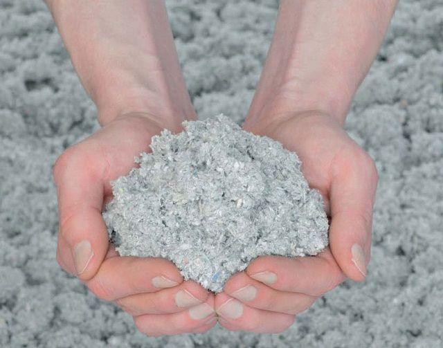 Экологически чистый материал - эковата