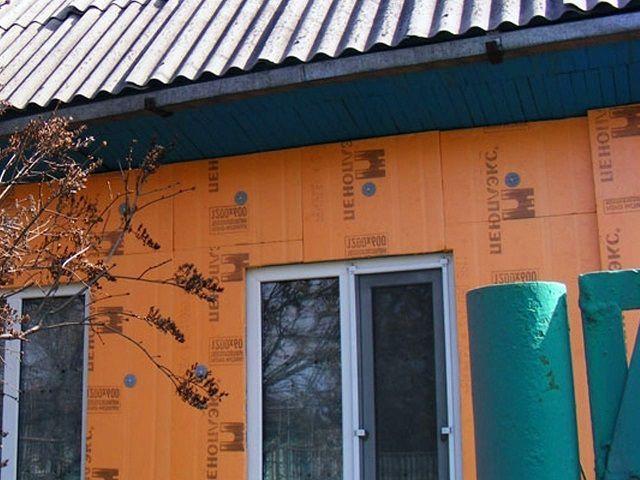 Утепление фасадных стен должно вестись в строгом соответствии с технологией!