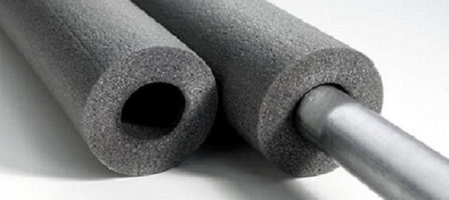 Цилиндр из вспененного полиэтилена