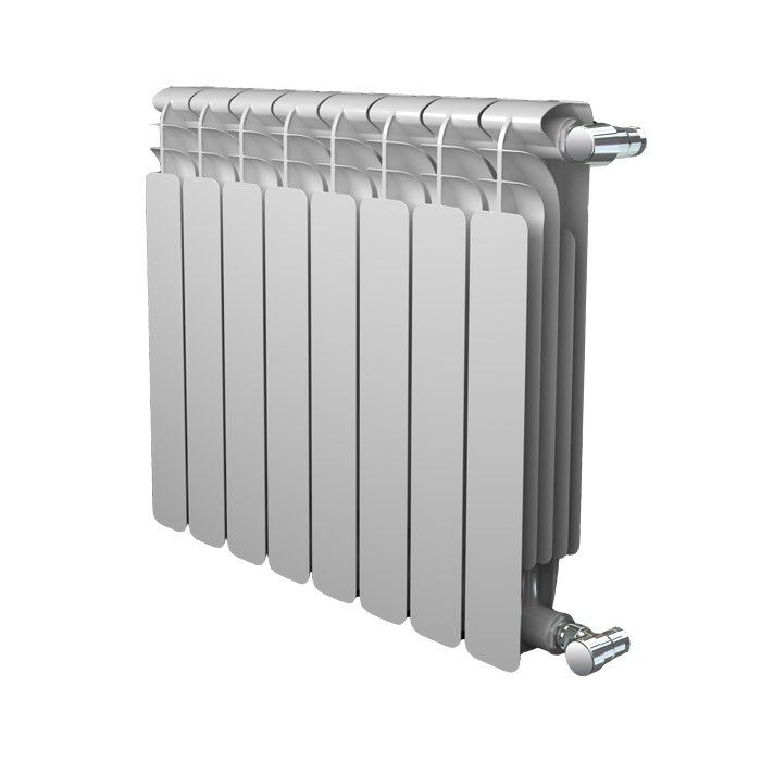 Биметаллические радиаторы отопления, рассчитываем количество секций правильно