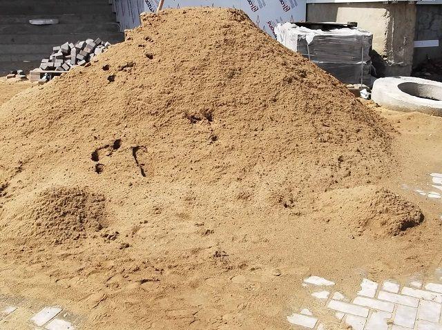 Даже обычный песок для печного раствора потребует тщательной подготовки
