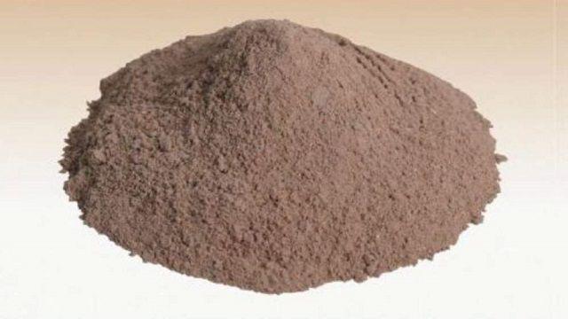 Шамотный песок