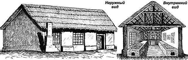 """Подобные печи под названием """"кан"""" с давних пор применяются для обогрева домов в Восточной Азии"""