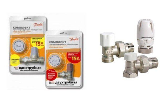 Установка циркуляционного насоса открывает возможность использования термостатичекого оборудования на радиаторах отопления