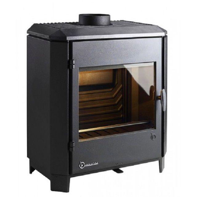 Отопительная чугунная печь длительного горения «INVICTA Carolo»