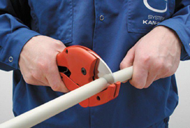 Нарезка заготовок специальными ножницами