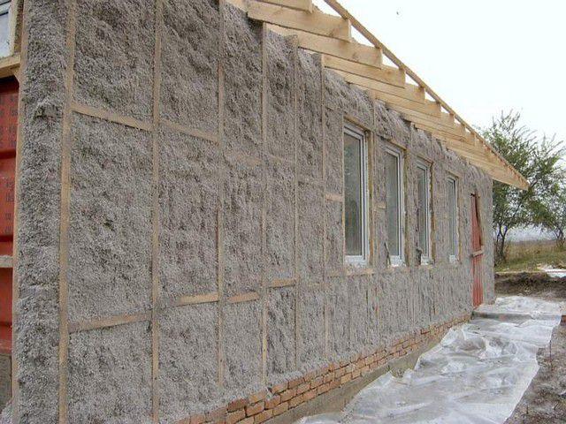 Огромное значение имеет степень утепленности внешних стен
