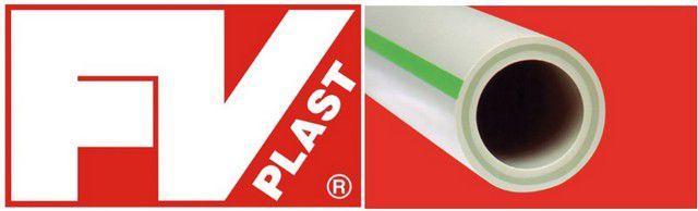 Логотип компании и образец продукции – характерного серого цвета