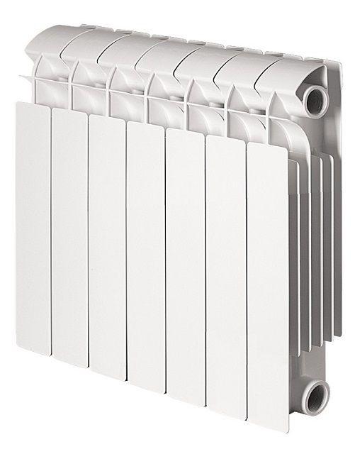 Радиатор биметаллический «GLOBAL STYLE PLUS» 500 7 секций в базовой окраске