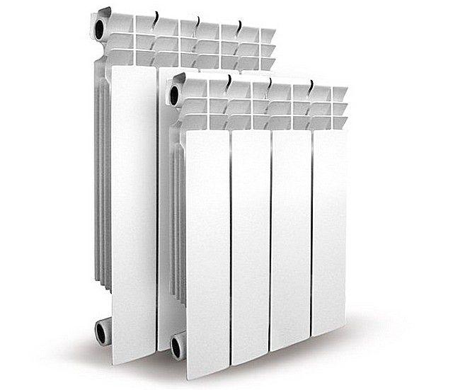 Биметаллические радиаторы марки «Könner» выпускаются в двух размерных вариантах