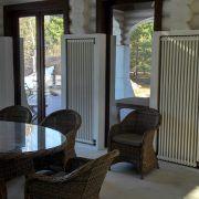 Вертикальные радиаторы отопления для квартиры