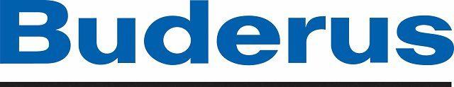 Логотип всемирно известной германской компании «Buderus»