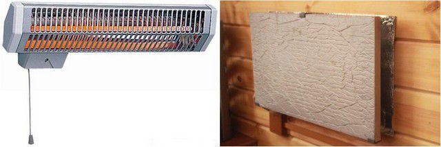 Кварцевые обогреватели для дома энергосберегающие настенные