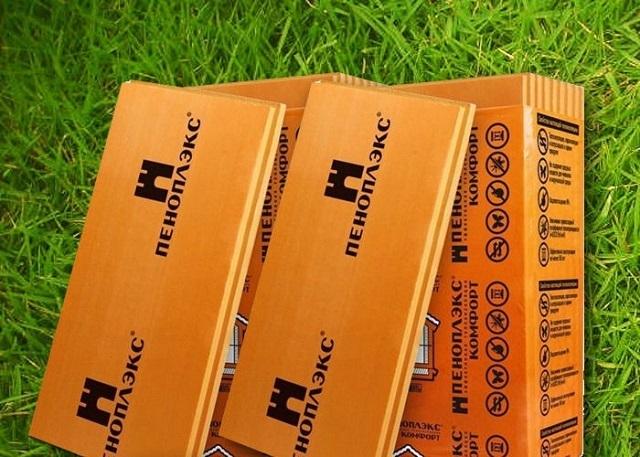 Выпускается несколько типов плит «Пеноплэкс» — универсальных и используемых для утепления различных участков здания.