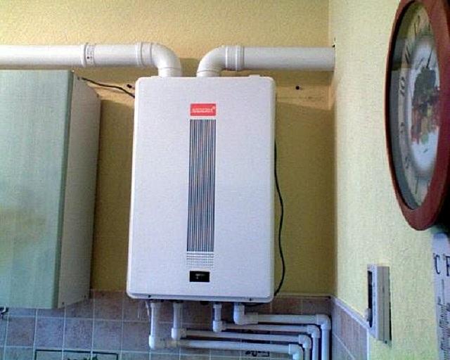 Газовый котел, устанавливаемый в квартире, должен отвечать ряду требований