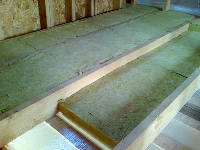 Утепление деревянного пола – рассчитываем толщину