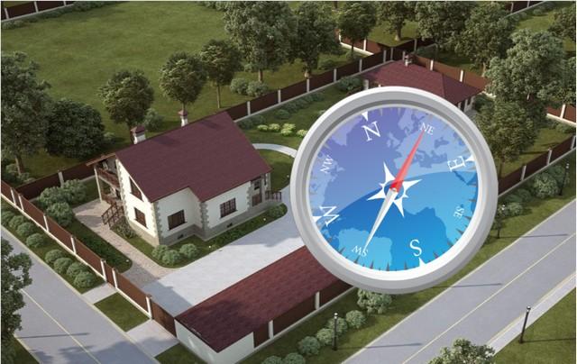 Значение может иметь положение стены помещения относительно сторон света – свои коррективы способны внести солнечные лучи