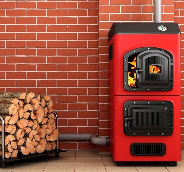 Твердотопливный котел – современный мощный агрегат, способный обеспечивать теплом весьма крупный жилой дом.