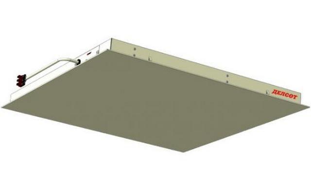 """Специальная модель для кассетного потолка типа """"Армстронг"""""""