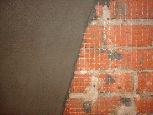 Использование стекловолоконной сетки