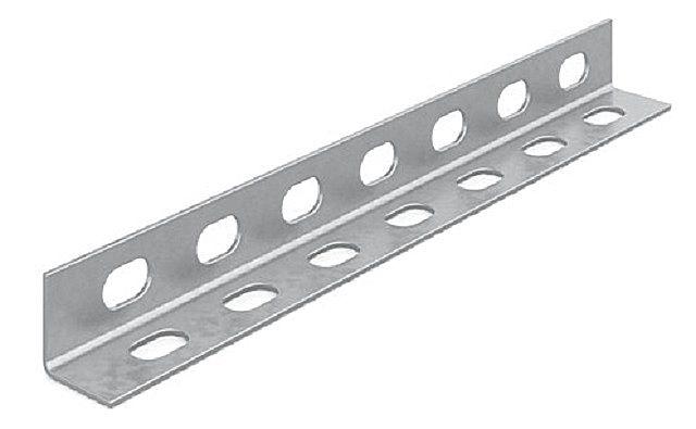 Алюминиевый перфорированный уголок