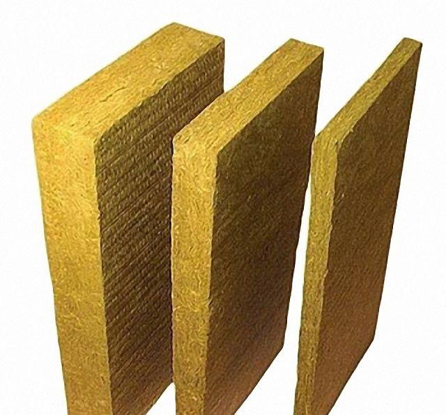 Минераловатные плиты повышенной жесткости - ППЖ