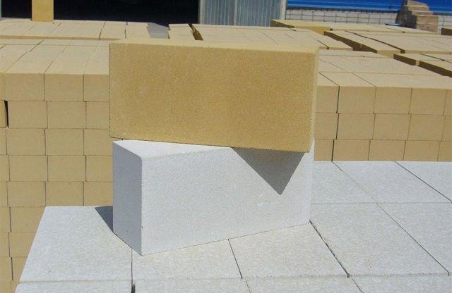 Образцы силикатного кирпича