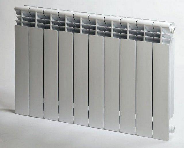 Алюминиевые радиаторы для открытых систем отопления - малопригодны