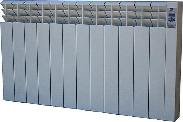 Модульные радиаторы почти неотличимы от обычных алюминиевых батарей