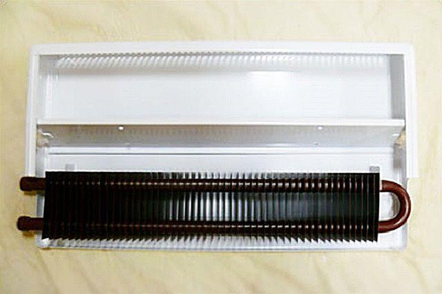 Теплообменник конвектора