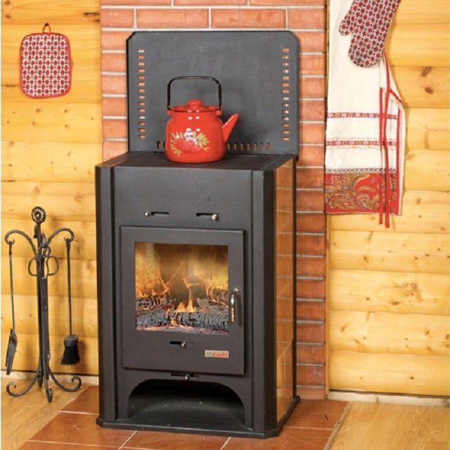 Печка для дачи на дровах железная своими руками 403