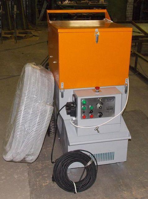 Специальная установка для нанесения эковаты