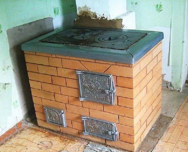Такая печь в большей степени предназначена лишь для кухонных надобностей