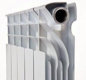 Продуманная конфигурация внутреннего оребрения радиатора создает направленные конвекционные потоки теплого воздуха