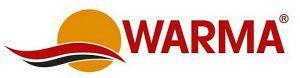 Логотип товарной марки «WARMA»