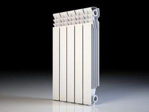 Модель радиатора «WARMA BIMETALL» WB500.
