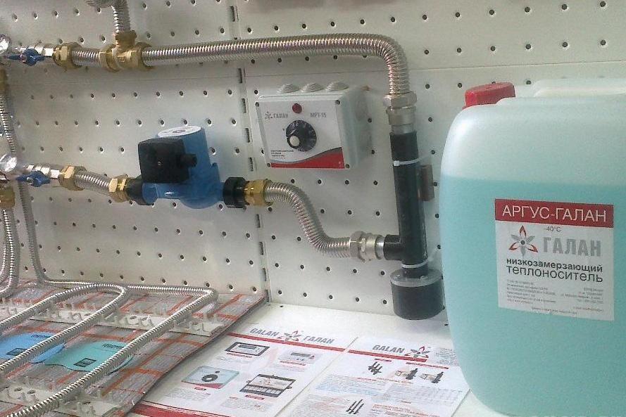 Использование электродного котла предполагает и особые требования к химическому составу и качеству теплоносителя.