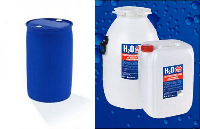 Дистиллированная вода с ингибиторами и ПАВами – готовое качественное решение для системы отопления