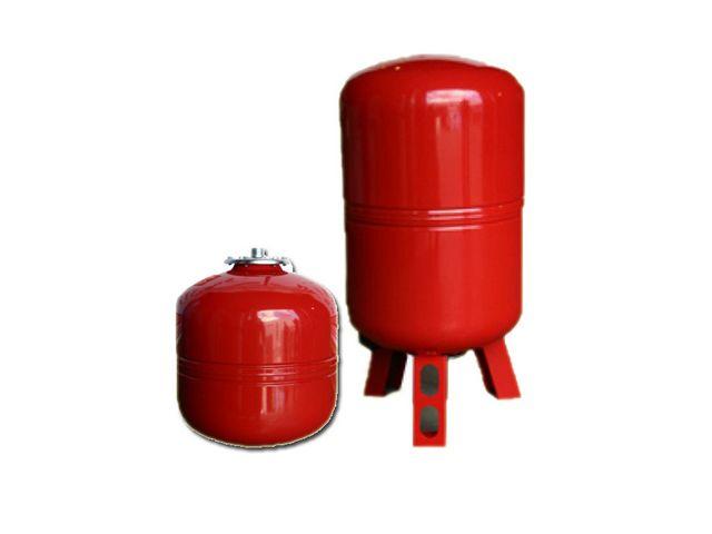 Система отопления с теплоносителем-антифризом всегда потребует более объемного расширительного бака