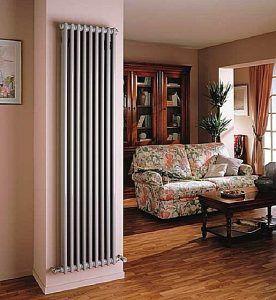Изо всех вертикальных радиаторов именно стальные трубчатые – самые распространенные