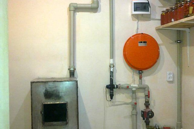 Электродный котел в связке с твердотопливным – всегда можно подобрать наиболее оптимальный режим работы системы отопления