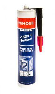 Картриджс жаростойким герметиком «PENOSIL Premium +1500°C Sealant»