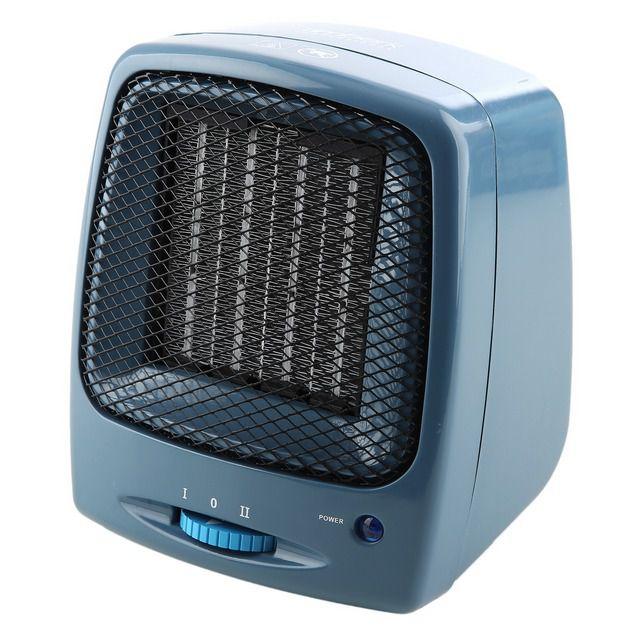 Керамический тепловентилятор с простейшими органами управления
