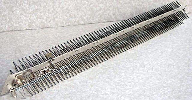 Игольчатый нагревательный элемент, который, по сути, представляет собой открытую ленточную спираль – это уже «позавчерашний день»