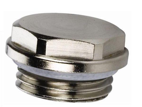 Удобно, когда заглушка имеет надежное кольцевое уплотнение – нет необходимости в дополнительной подмотке