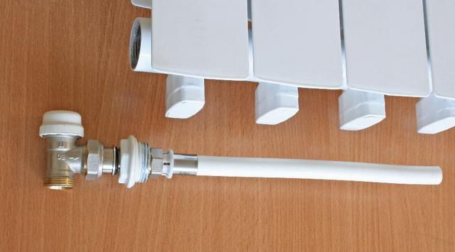 Самодельный удлинитель потока из металлопластиковой трубы